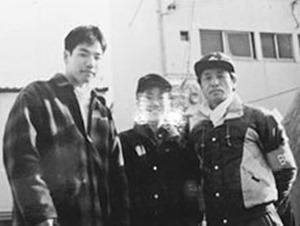 1995年、阪神淡路大震災ボランティアに参加